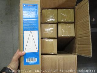 Instant Easel HD Black Steel Display Easel