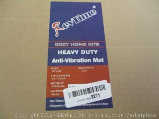 Heavy Duty Anti Vibration Mat