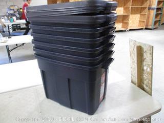 Rubbermaid Roughneck Storage Bins