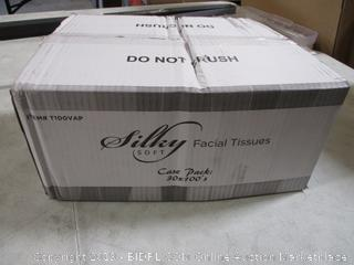 Silky Facial Tissues