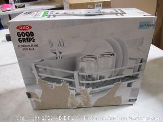Good Grips Aluminum Frame Dish Rack