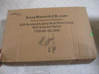 Easy Mount LCD Desk Mount Clamp