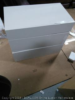 Drawers (broken bottom and front, see photo) Just needs a little TLC