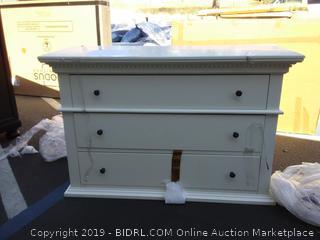 John Boyd designs Dobson 3 drawer dresser