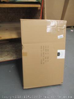 Single Door Folding Metal Dog Crate