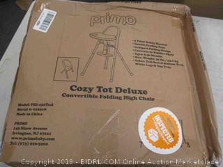 Cozy Tot Deluxe High Chair