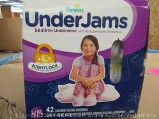 Pampers Under Jams