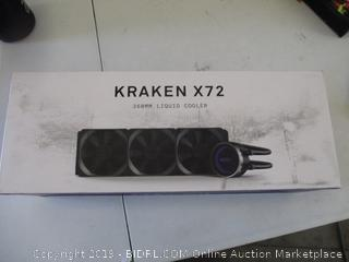 Kraken X72 360MM Liquid Cooler