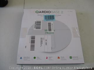 Qardio Base 2 Wireless Smart Scale (Powers On)