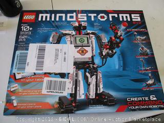 Lego Mindstorms 31313 (Missing Pieces?)