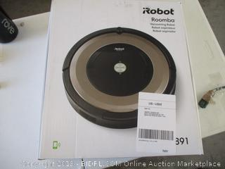 iRobot Roomba 891 Robot Vacuum- Wi-Fi Connected