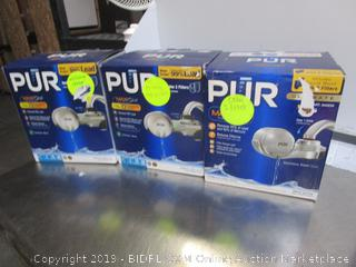 Misc Lot Faucet PUR Filters
