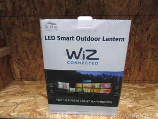 WiZ Connected LED Smart Outdoor Lantern