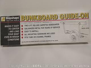 Shipshape Bunkboard Guide-On Model #27600