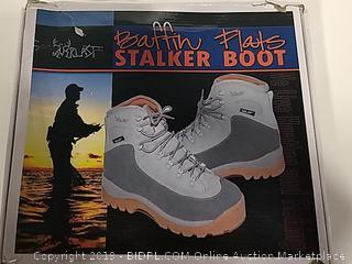 Everlast Baffin Flats Stalker Boot Size 10