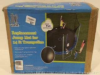 Jump Zone Replacement Jump Mat for 14' Trampoline