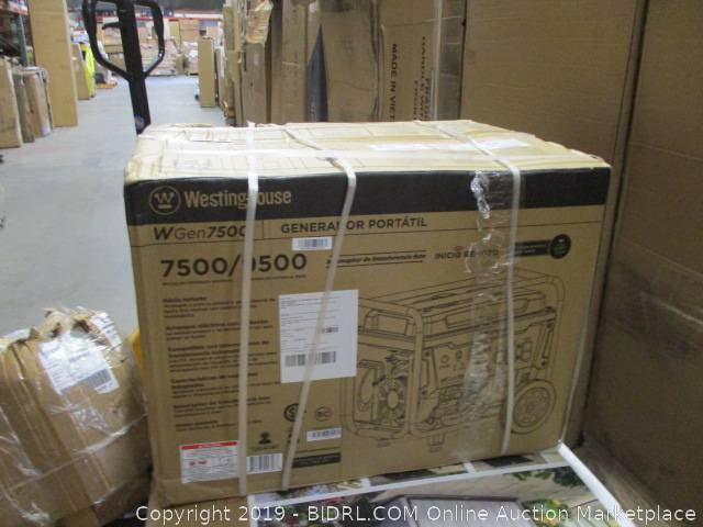 BIDRL COM Online Auction Marketplace - Auction: Over-Size