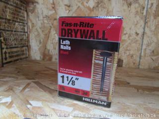 Drywall Lath Nails