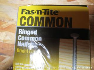 FAs N Tite Ringed Common Nails 2""