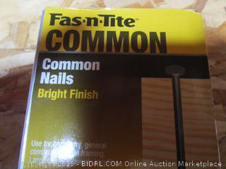 FAs N Tite Common Nails 4""