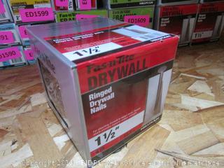 Ringed Drywall NAils