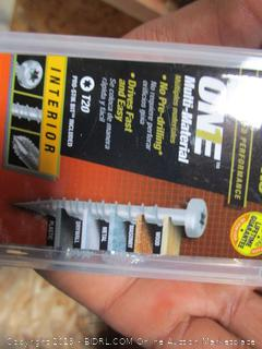 One Multi Material NAil