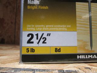 "Fas-n-Tite 2.5 "" Common Nails 5lb"