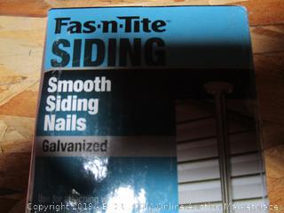 "Hillman Fas-n-Tite 2"" Smooth Siding Nails 1 lb"