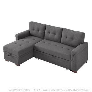 Whitby Reversible Sleeper Sectional (online $619)