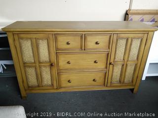 Kingston Isle 4 Drawer Combo Dresser by Progressive Furniture (Online $199.99)