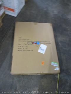 Children Easel Double Side Black & White Board w/ Paper Roll and Tray