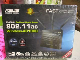 Dual-band Gigabit Router (Sealed)