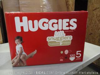 Huggies Diapers Size 5