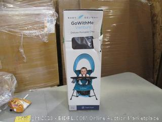 Deluxe Portable Chair (Sealed) (Box Damaged)