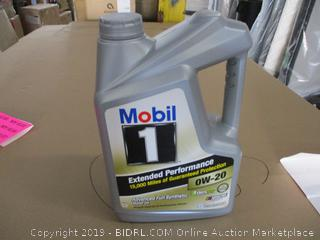 Mobil 1 OW-20 Extended Performance Motor Oil