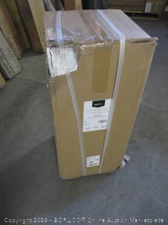 portable air conditioner - box damage