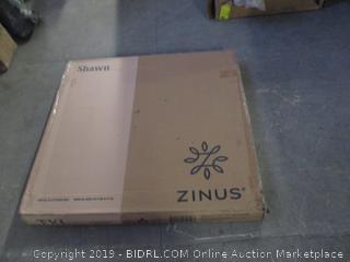 Zinus Shawn twin XL metal platform bed