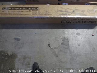 PowerBoard electronically powered running board