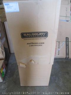 salsbury industries horizontal mailbox