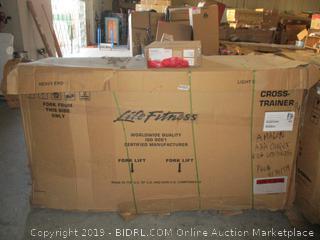 Life Fitness club series elliptical item