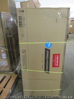 ProForm endurance elliptical item
