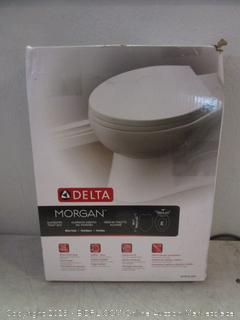 Delta morgan elongated toilet seat