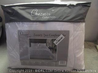 Chezmoi collection comforter bedding set