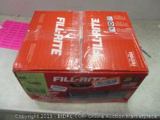 Fill-Rite high flow fuel transfer pump