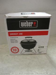 Weber 14 in charcoal grill