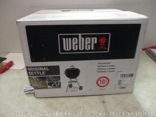 Weber original kettle grill item