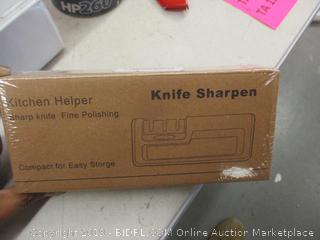 Knife Sharpen