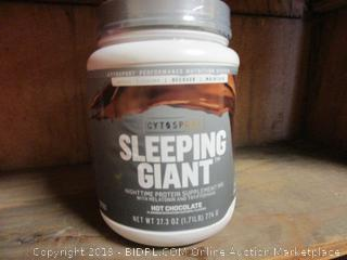 Sleeping Giant Protein Powder