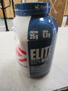 Elite 100% Whey Protein Powder