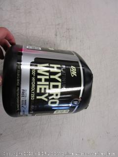 Hydro Whey Powder